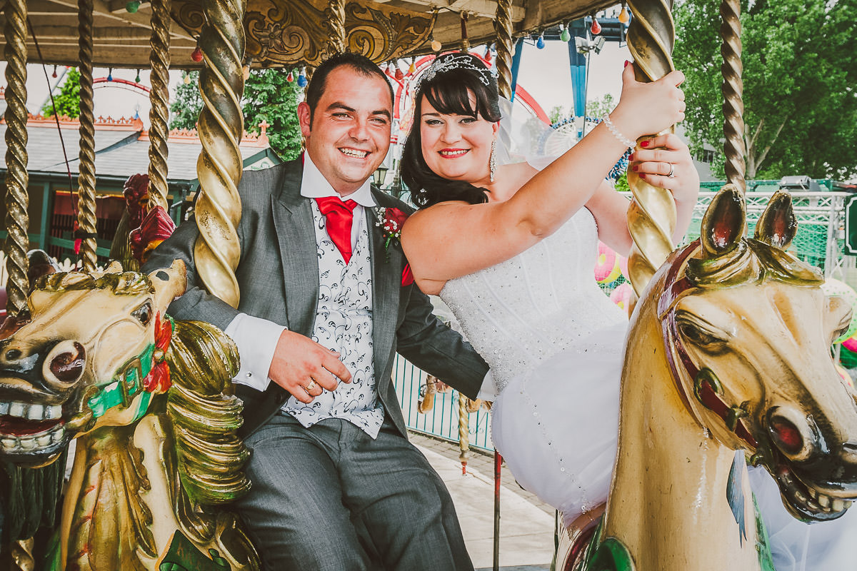 023 - Drayton Manor Wedding - Michelle and Ryan
