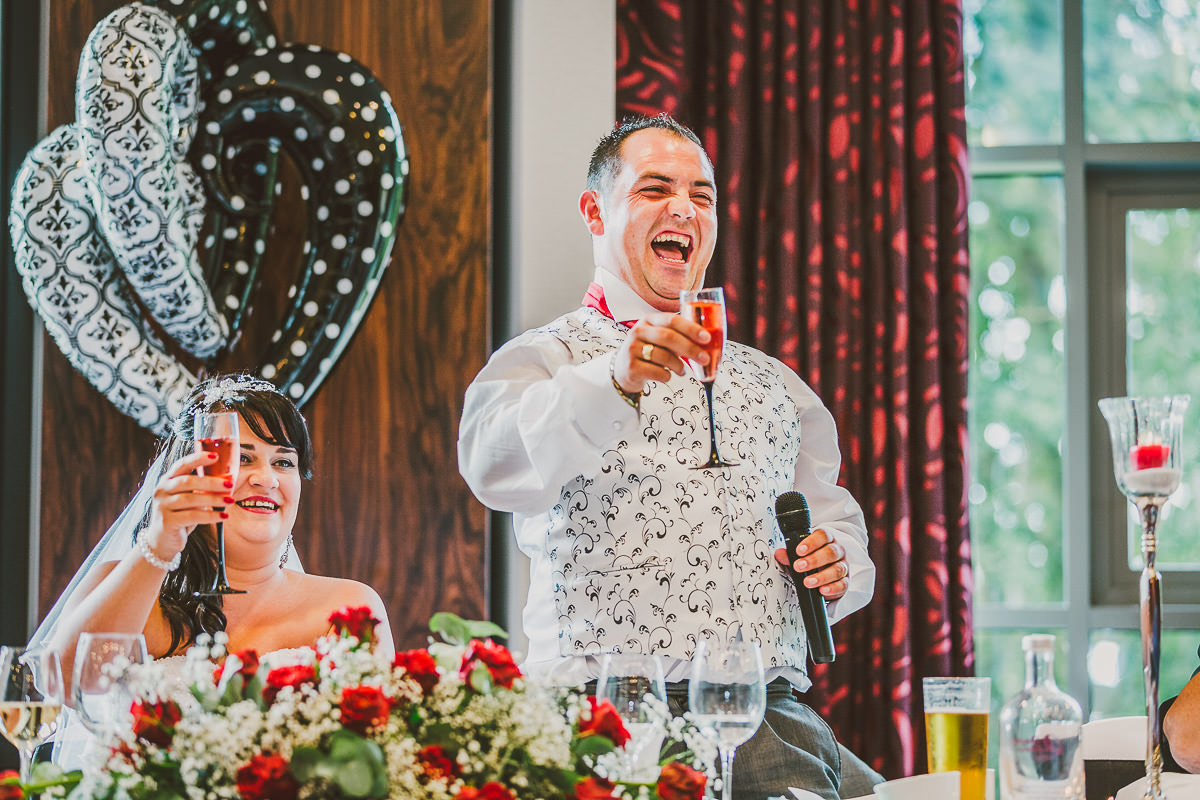 032 - Drayton Manor Wedding - Michelle and Ryan