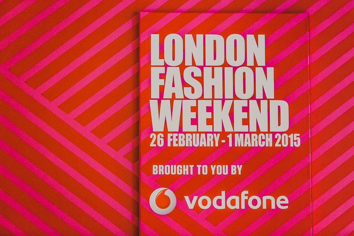 001 - London Fashion Week