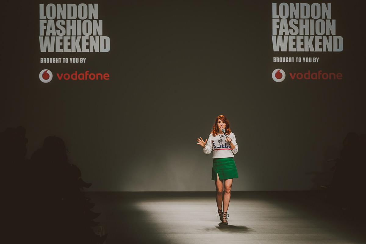 002 - London Fashion Week