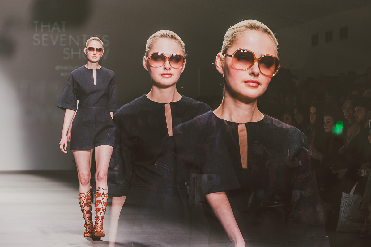 008 - London Fashion Week