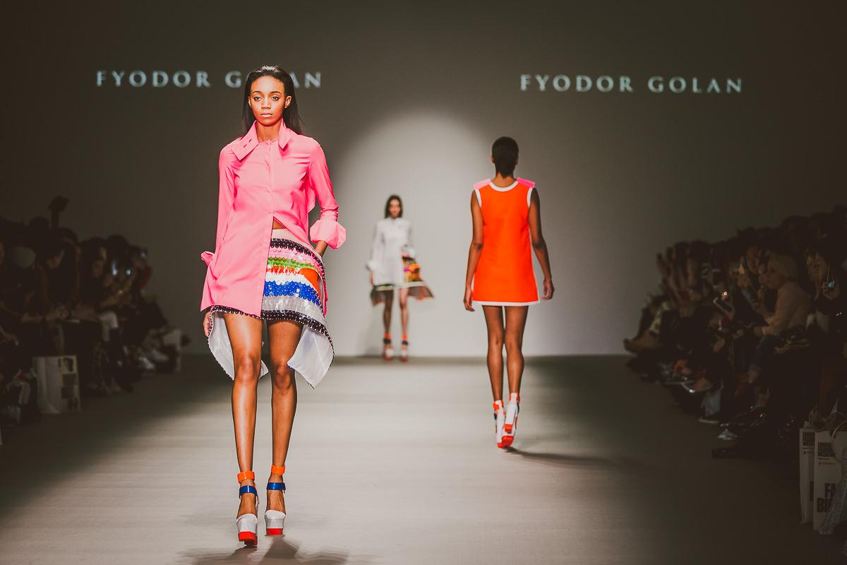 017 - London Fashion Week