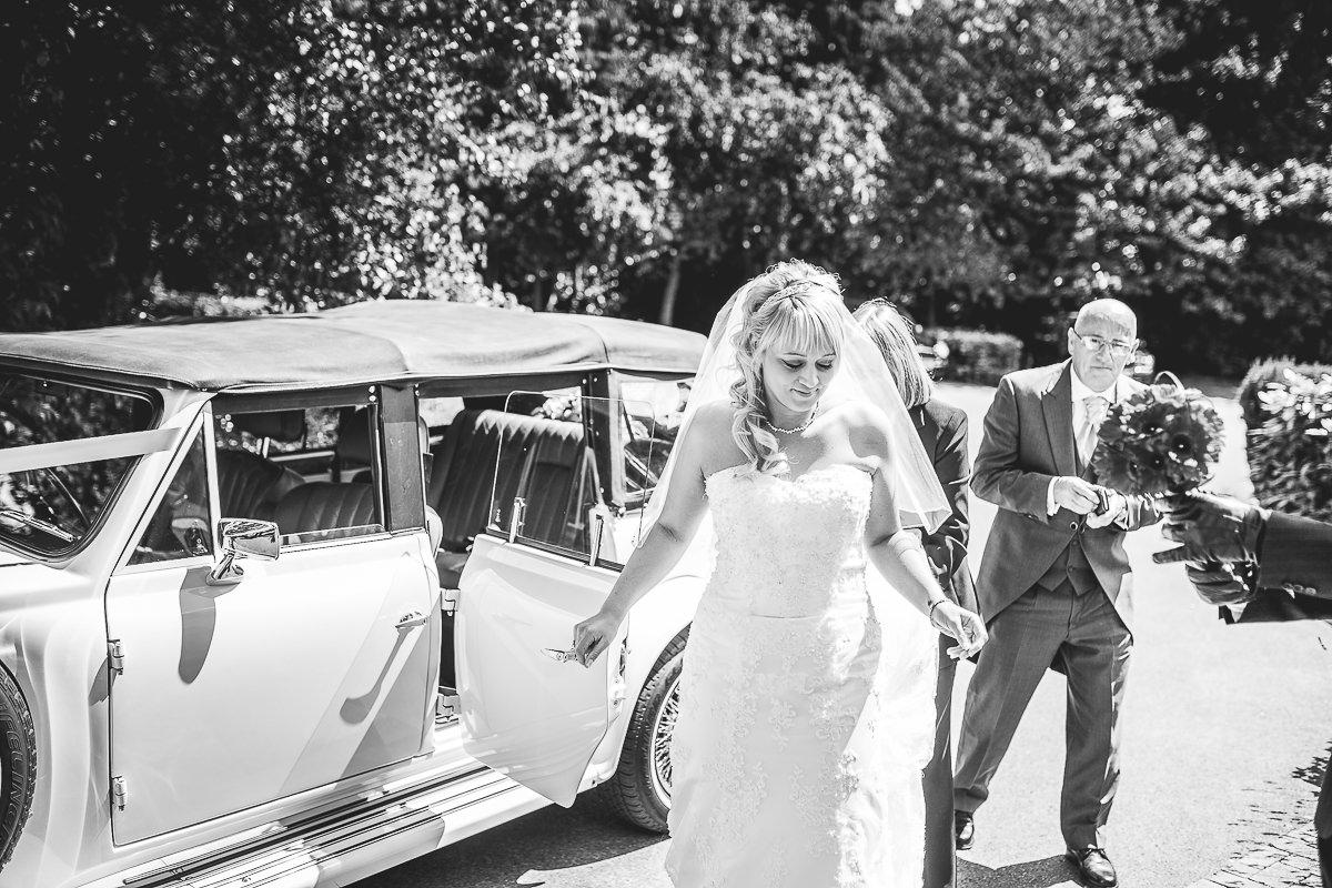 018 - Nicola and Dan - Park House Hotel Shifnal Wedding