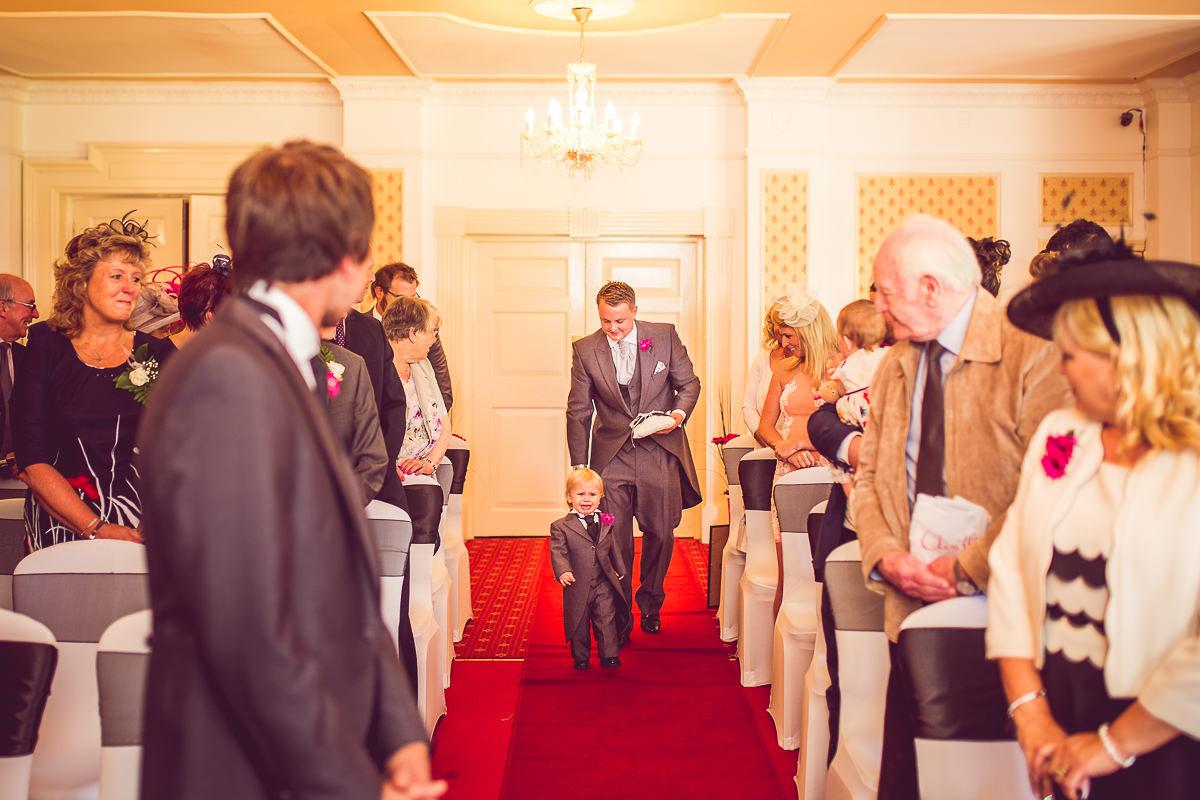 020 - Nicola and Dan - Park House Hotel Shifnal Wedding