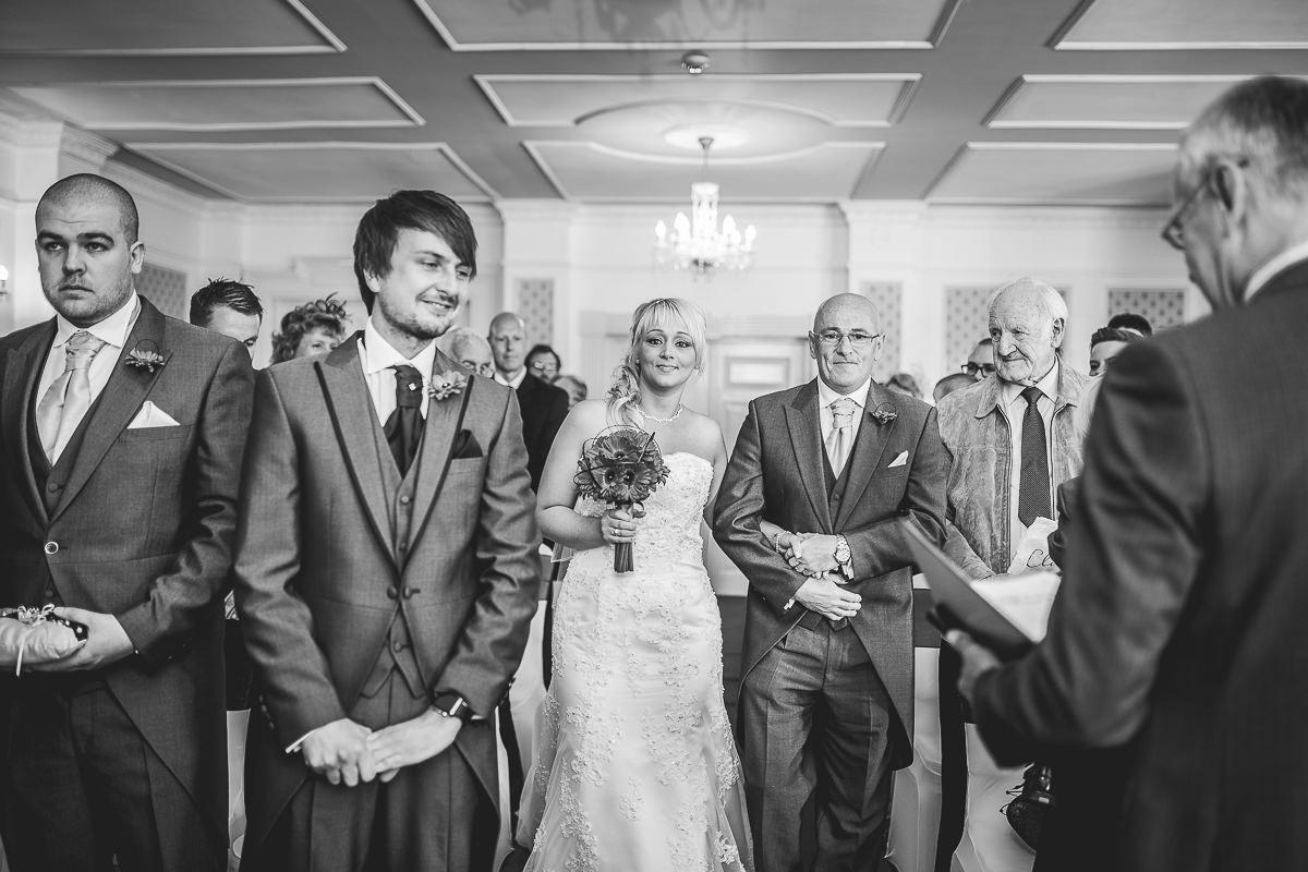 021 - Nicola and Dan - Park House Hotel Shifnal Wedding