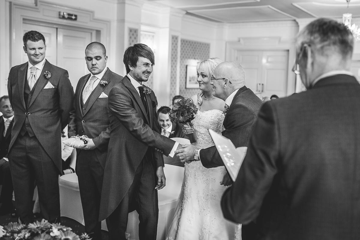 023 - Nicola and Dan - Park House Hotel Shifnal Wedding