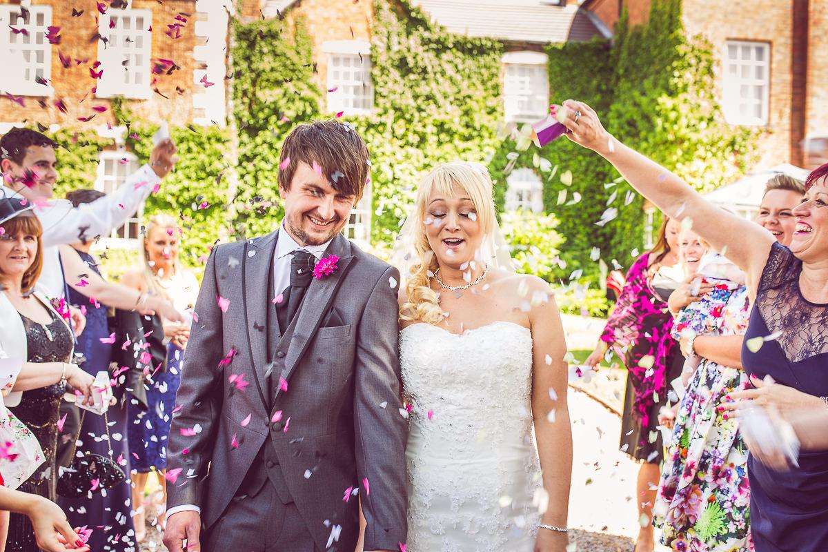 027 - Nicola and Dan - Park House Hotel Shifnal Wedding