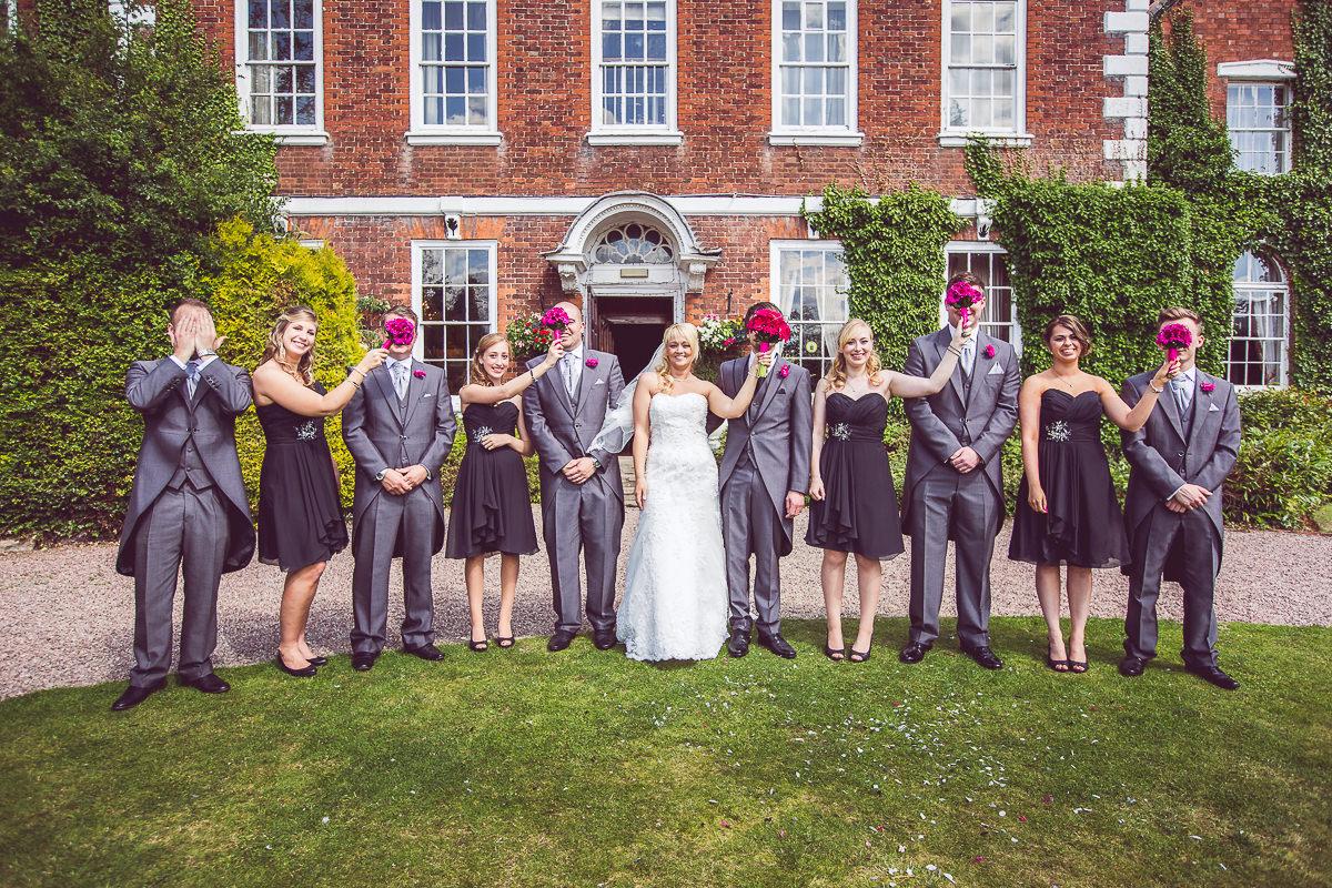 028 - Nicola and Dan - Park House Hotel Shifnal Wedding
