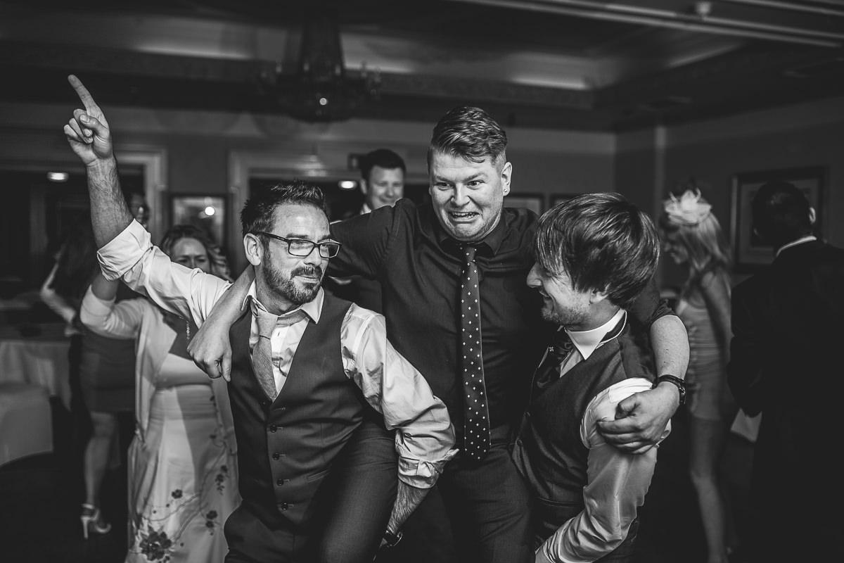 062 - Nicola and Dan - Park House Hotel Shifnal Wedding