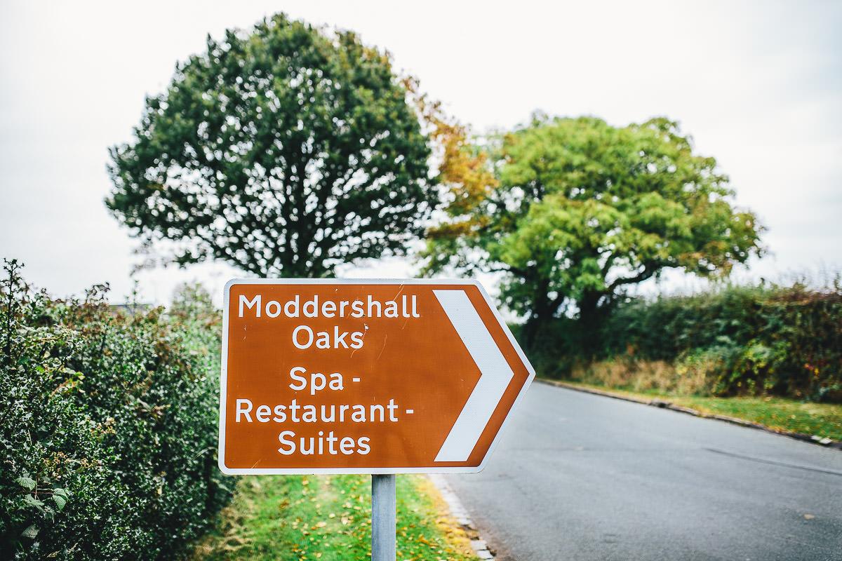 001 - Moddershall Oaks - Sarah and Matt