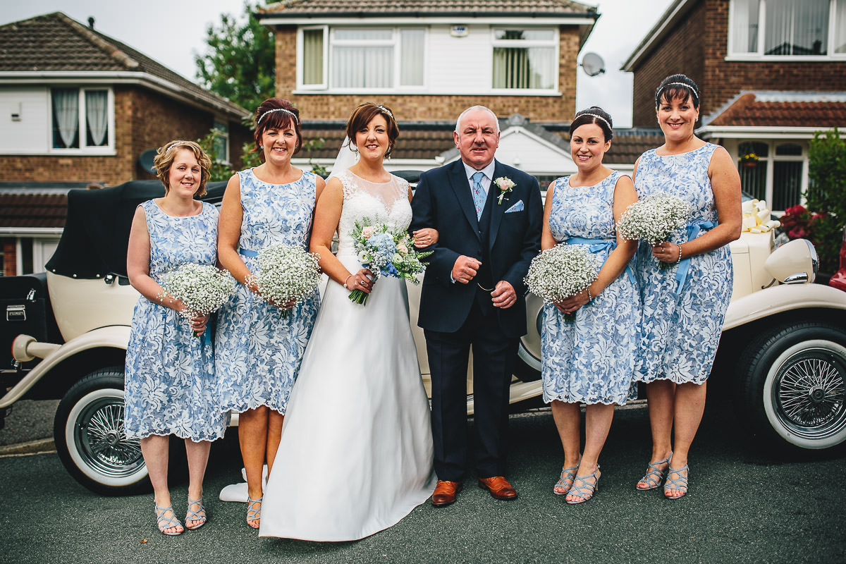 016 - Staffordshire Wedding Photographer - Laura and Dave