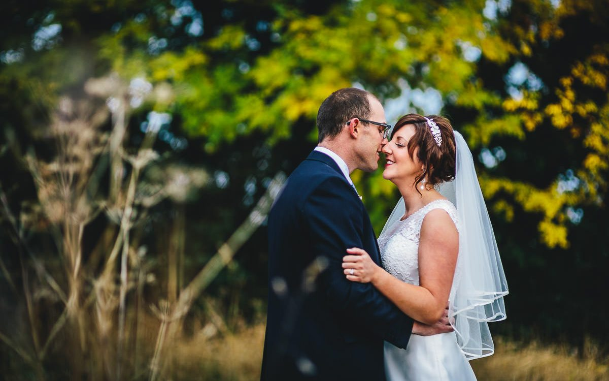 Staffordshire Wedding Photographer - Laura and Dave