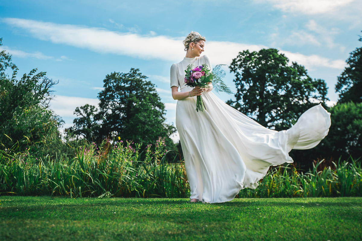 021 - Canon CPS Wedding Experience at Woburn Abbey