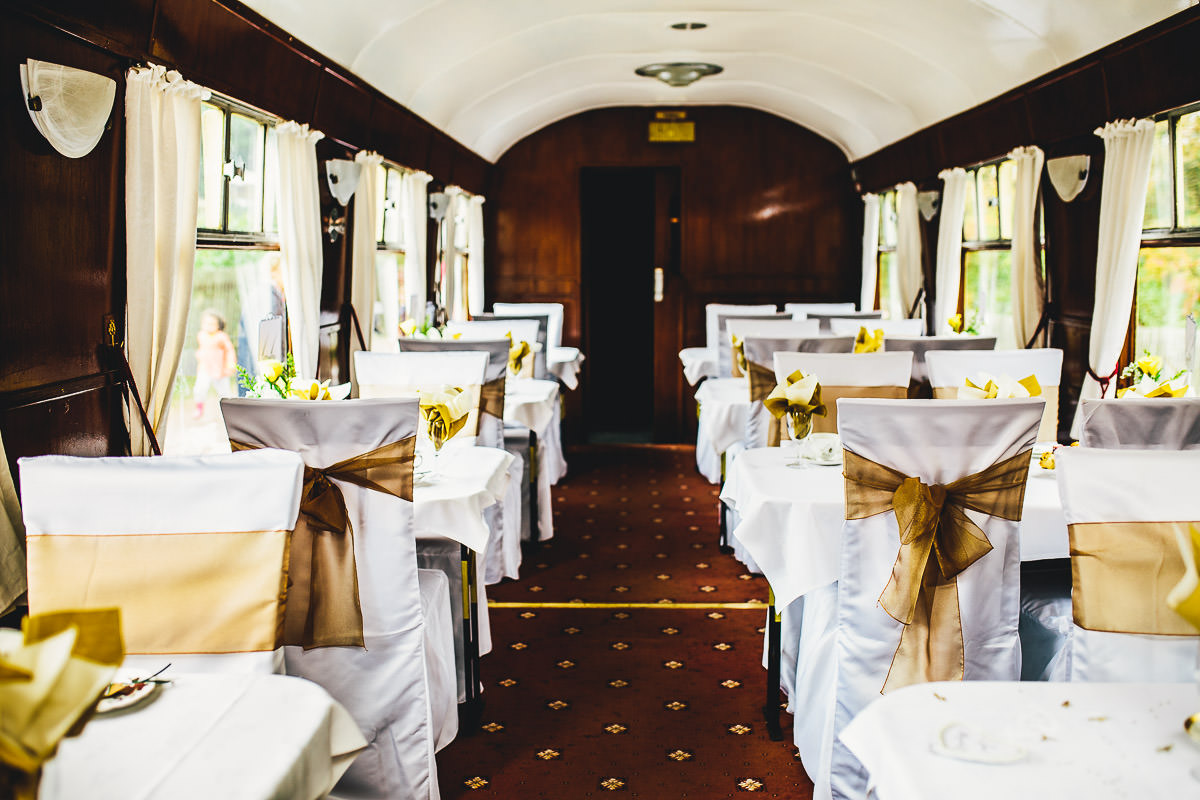 050 - Churnet Valley Railway Wedding - Marti and Chris