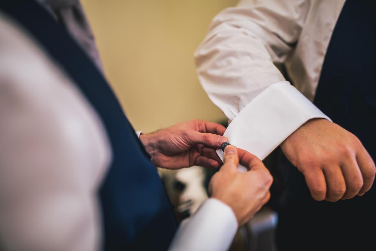 008 - Shustoke Barns Wedding Photographer - Hannah and Andrew