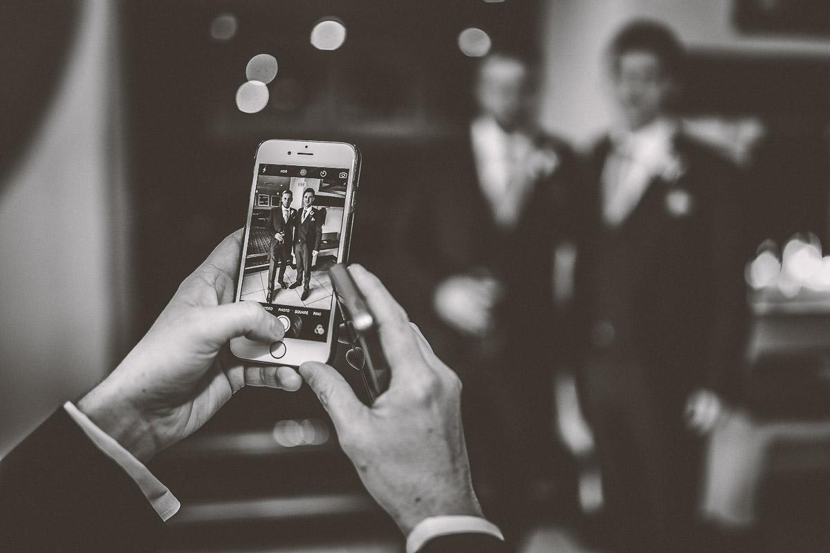 011 - Shustoke Barns Wedding Photographer - Hannah and Andrew