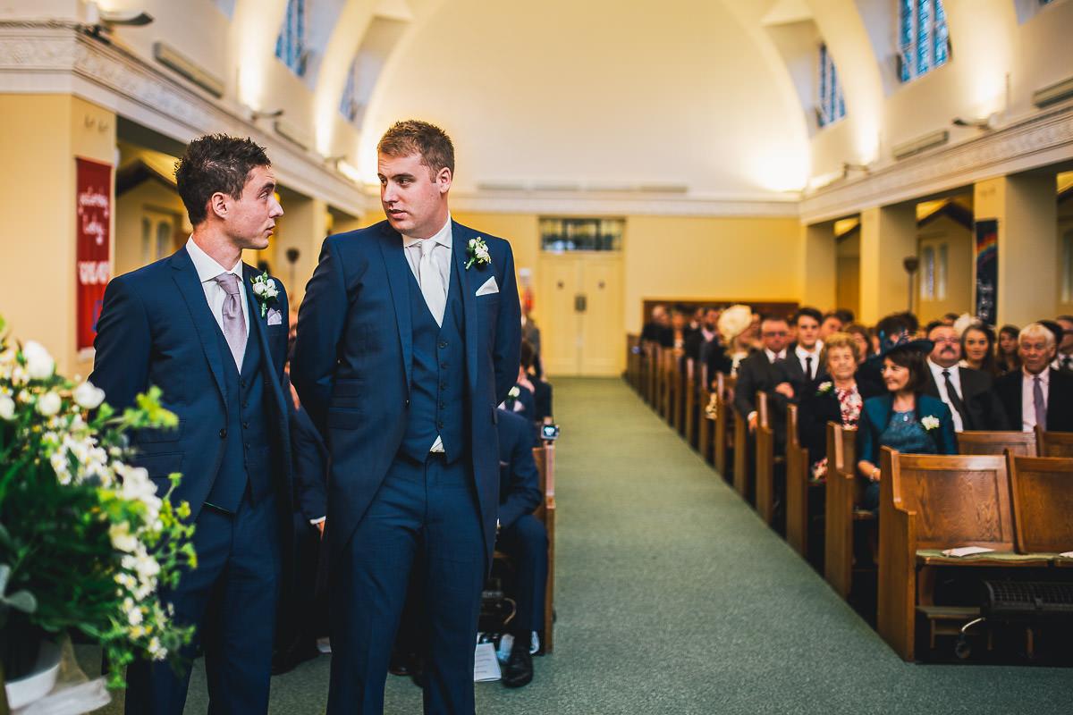 022 - Shustoke Barns Wedding Photographer - Hannah and Andrew