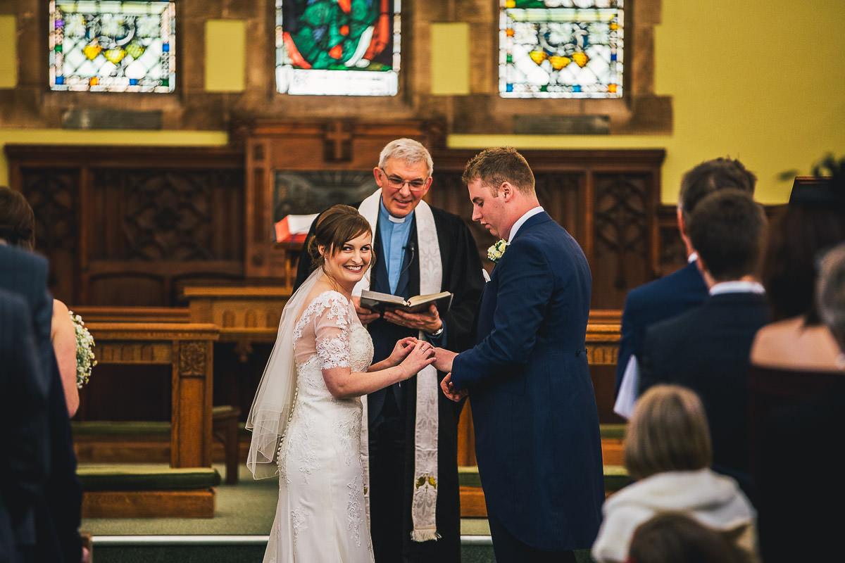 031 - Shustoke Barns Wedding Photographer - Hannah and Andrew