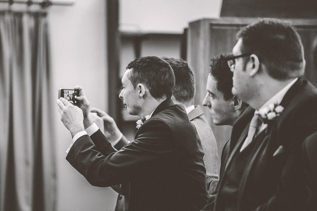 032 - Shustoke Barns Wedding Photographer - Hannah and Andrew
