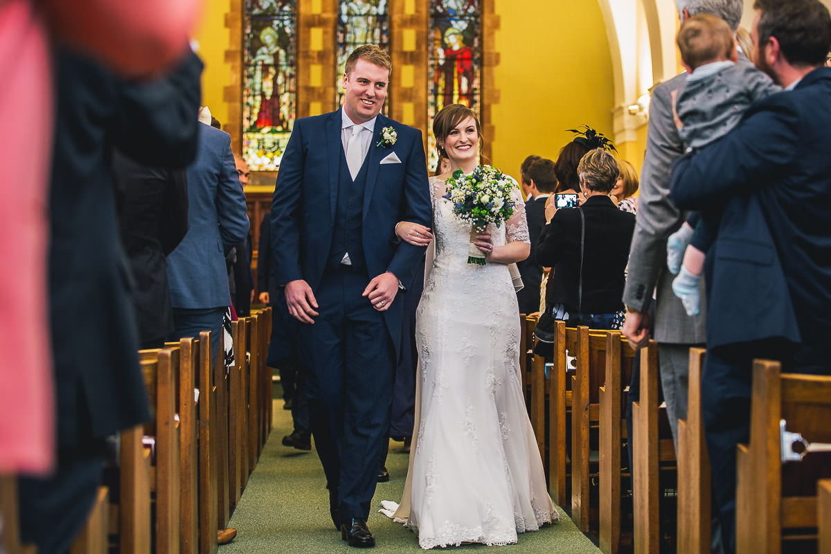 033 - Shustoke Barns Wedding Photographer - Hannah and Andrew