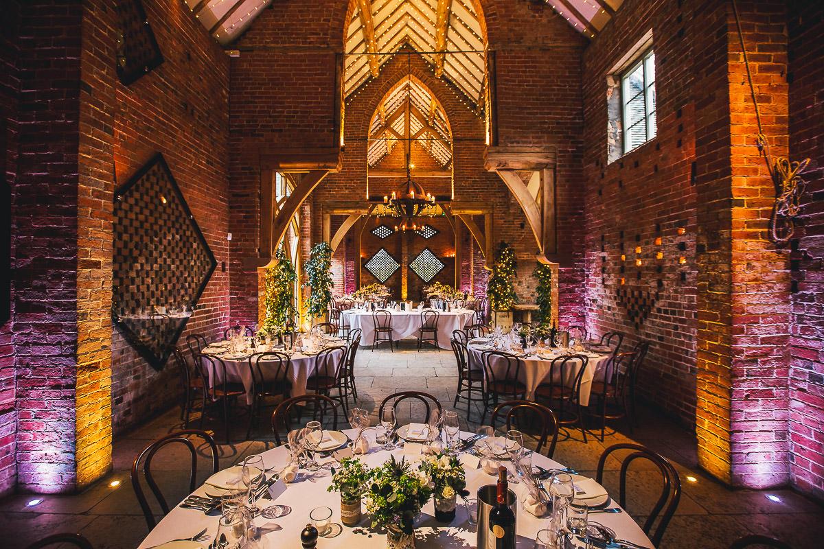 036 - Shustoke Barns Wedding Photographer - Hannah and Andrew