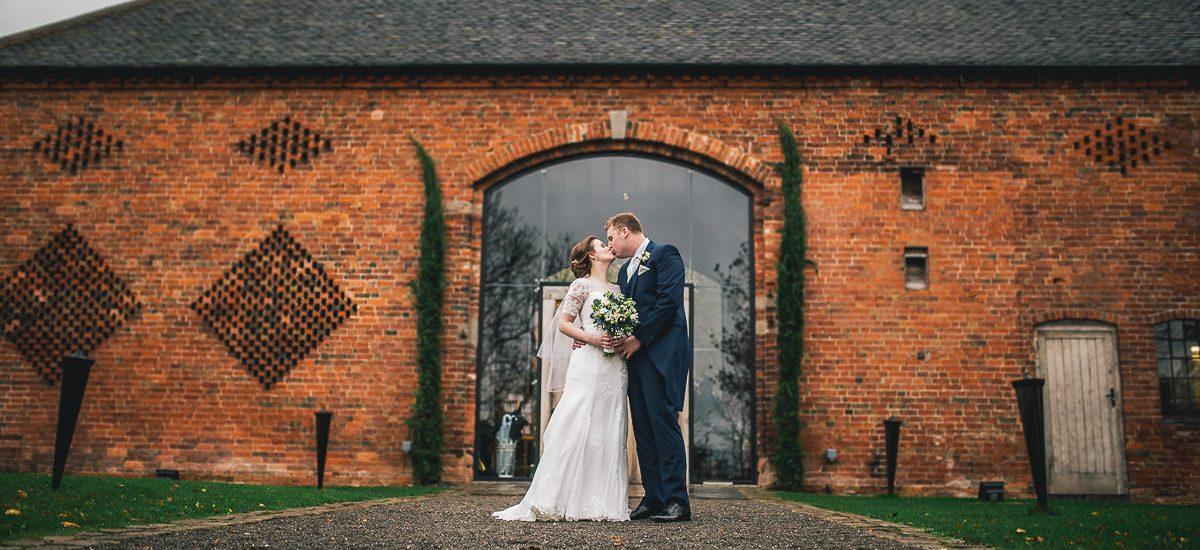 038 - Shustoke Barns Wedding Photographer - Hannah and Andrew