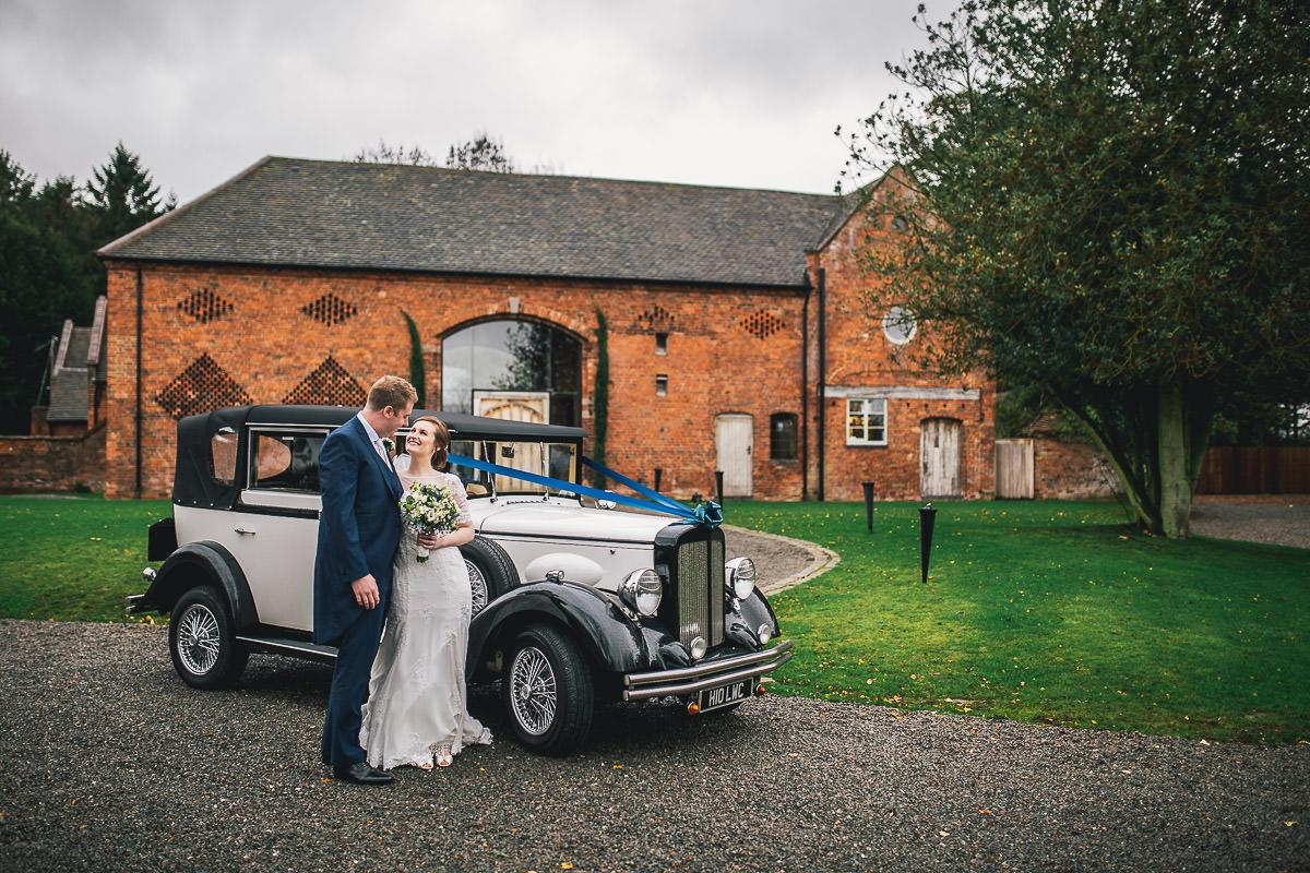 039 - Shustoke Barns Wedding Photographer - Hannah and Andrew