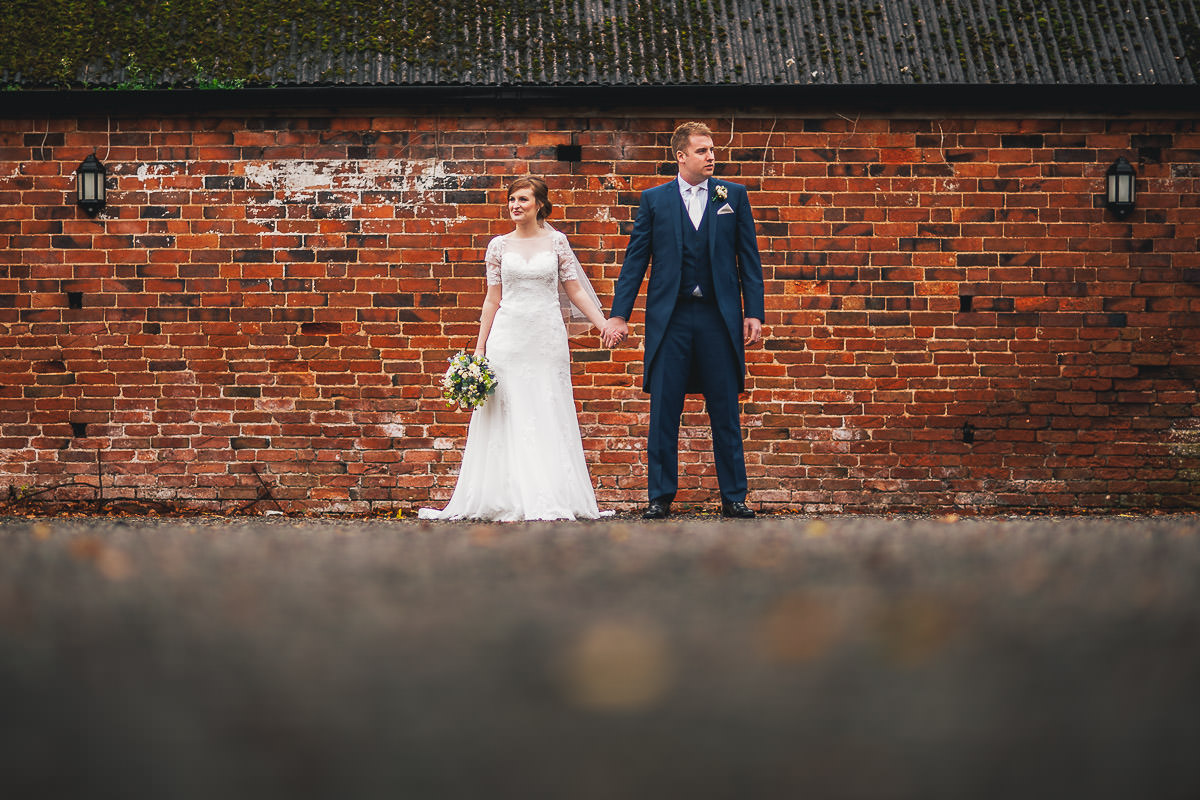 040 - Shustoke Barns Wedding Photographer - Hannah and Andrew