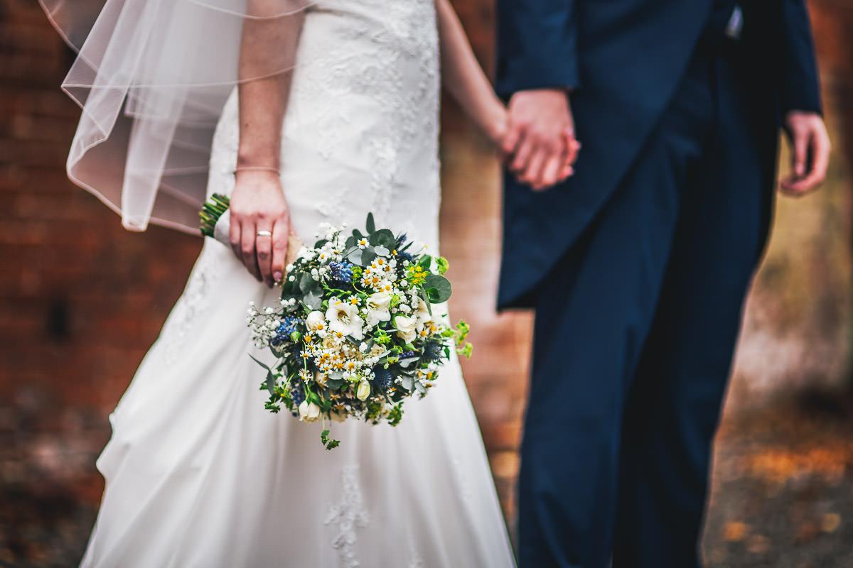 041 - Shustoke Barns Wedding Photographer - Hannah and Andrew