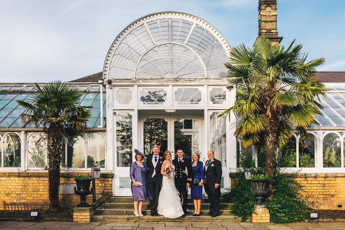 042 - Birmingham Botanical Gardens Wedding - Rachel and Richard