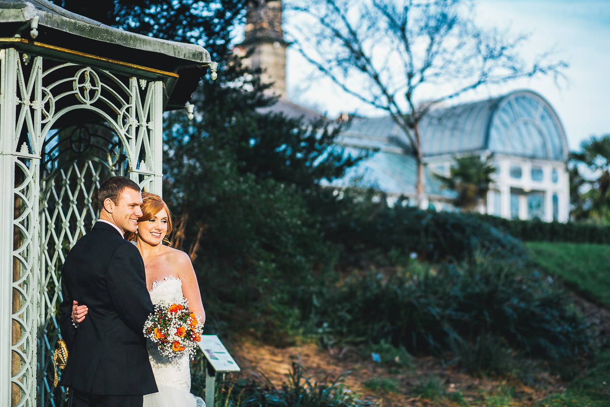 043 - Birmingham Botanical Gardens Wedding - Rachel and Richard