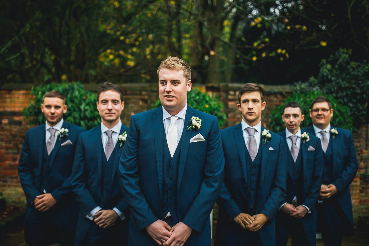 047 - Shustoke Barns Wedding Photographer - Hannah and Andrew