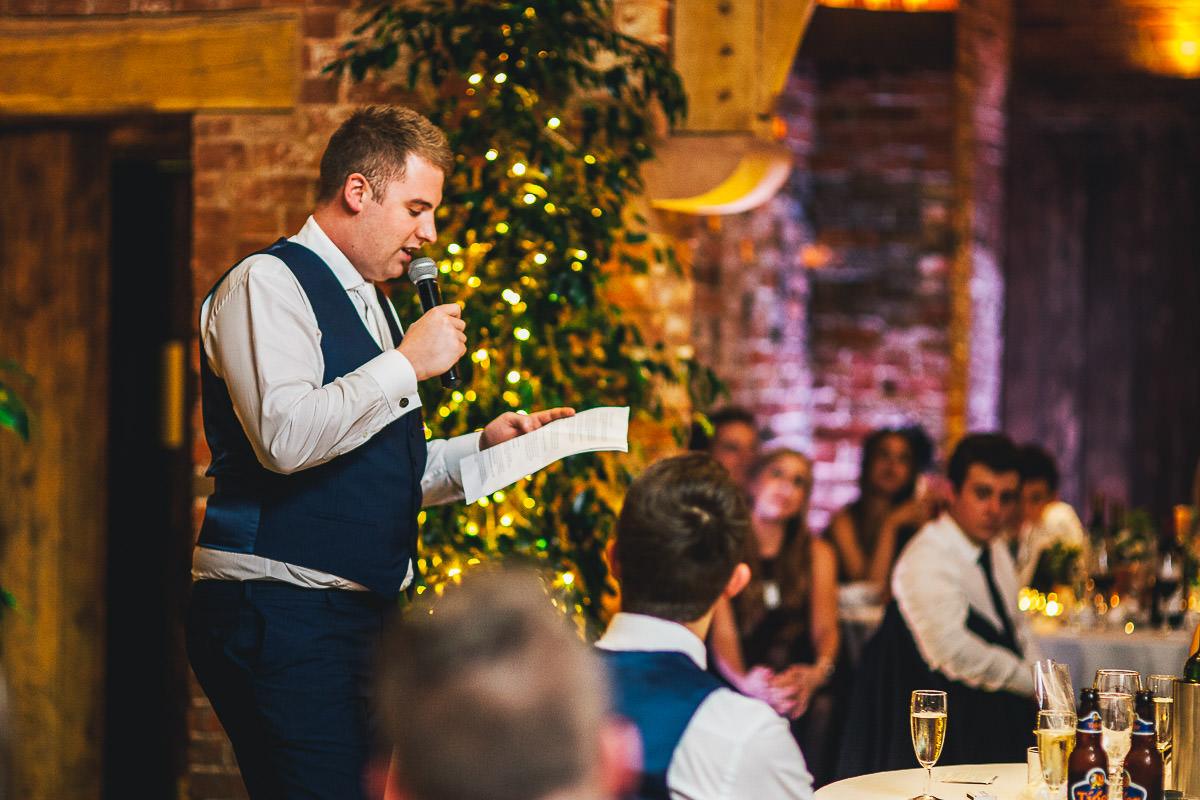053 - Shustoke Barns Wedding Photographer - Hannah and Andrew