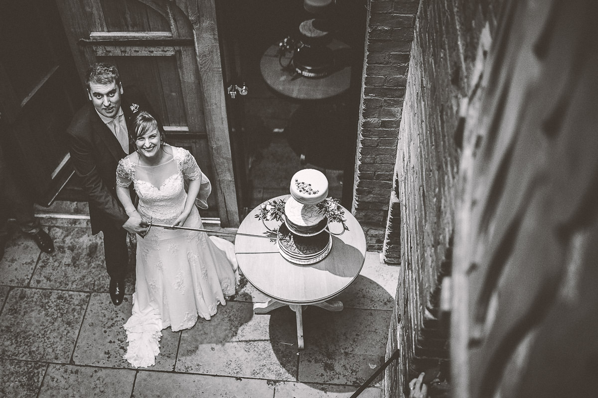 058 - Shustoke Barns Wedding Photographer - Hannah and Andrew