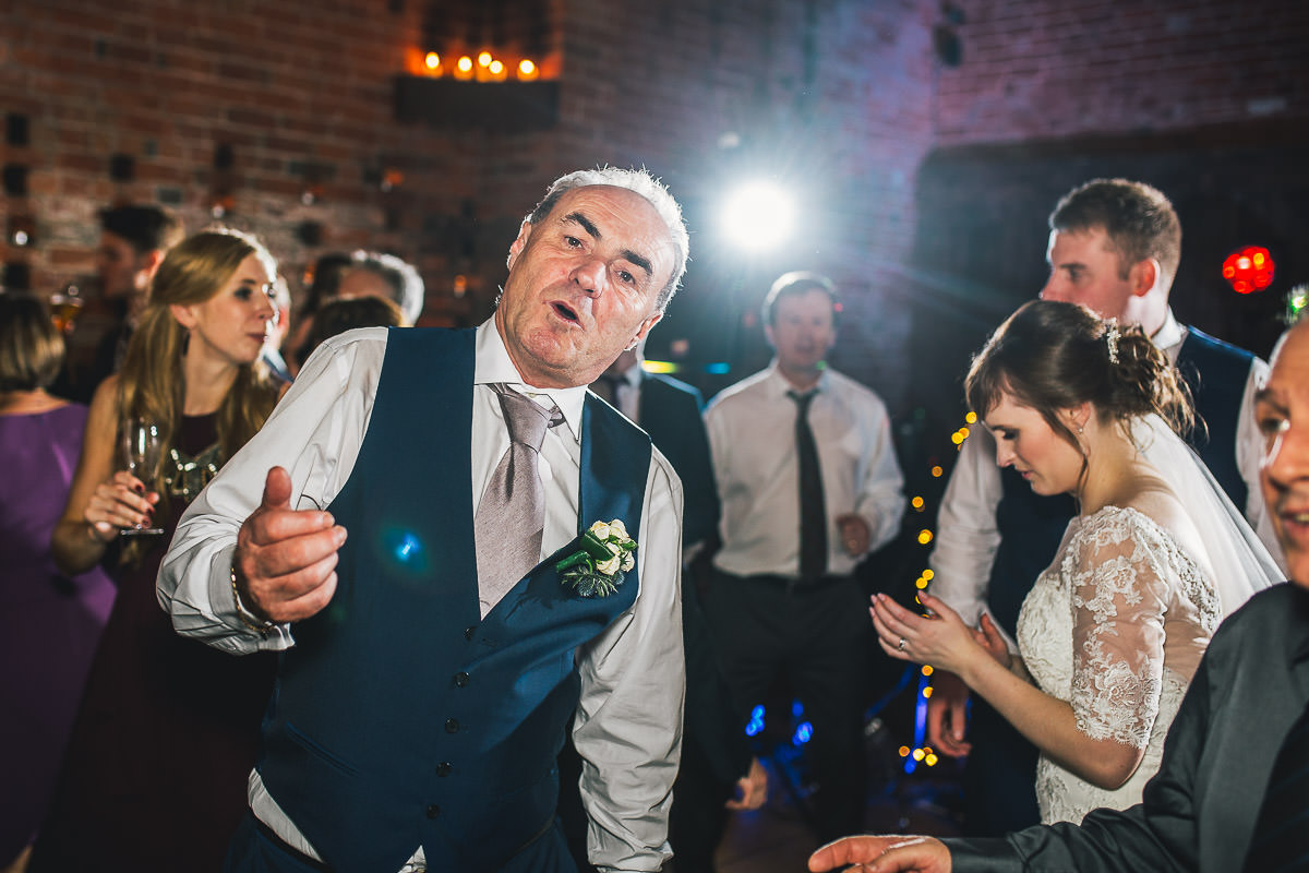 065 - Shustoke Barns Wedding Photographer - Hannah and Andrew