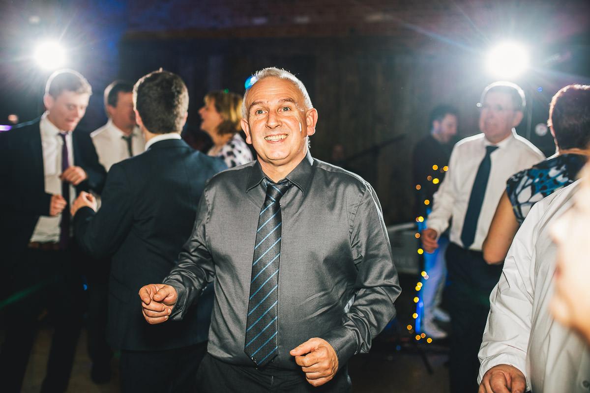 071 - Shustoke Barns Wedding Photographer - Hannah and Andrew