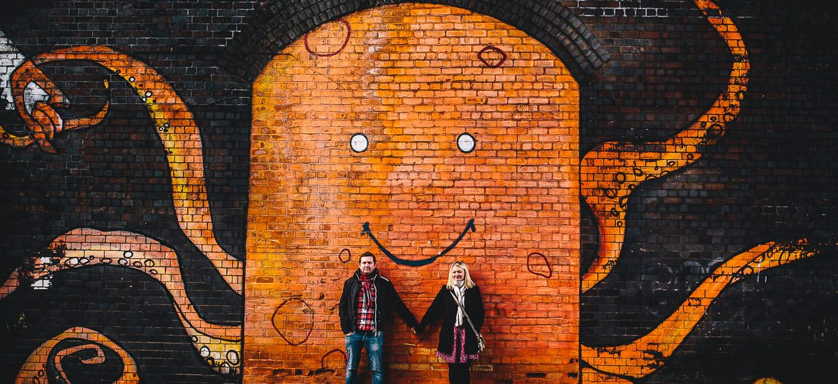 003 - Digbeth Photoshoot - Rebecca and Dale