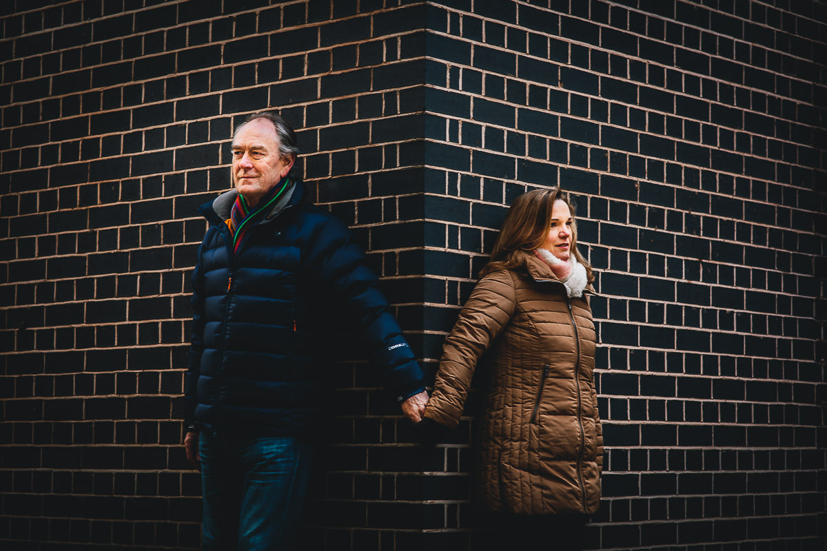 004 - Brindley Place Photoshoot - Caroline and Mike