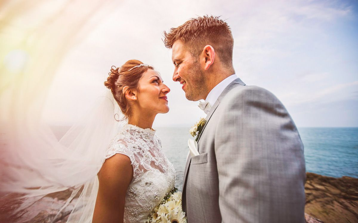 Lupton House and Berry Head Hotel Wedding - Amy and Fred