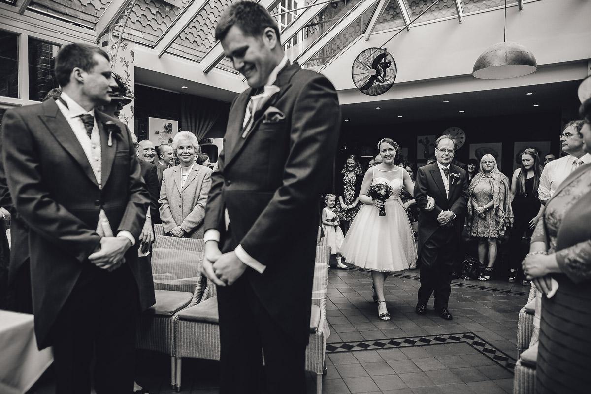 013 - Redcoats Farmhouse Hotel Wedding - Emma and Ross