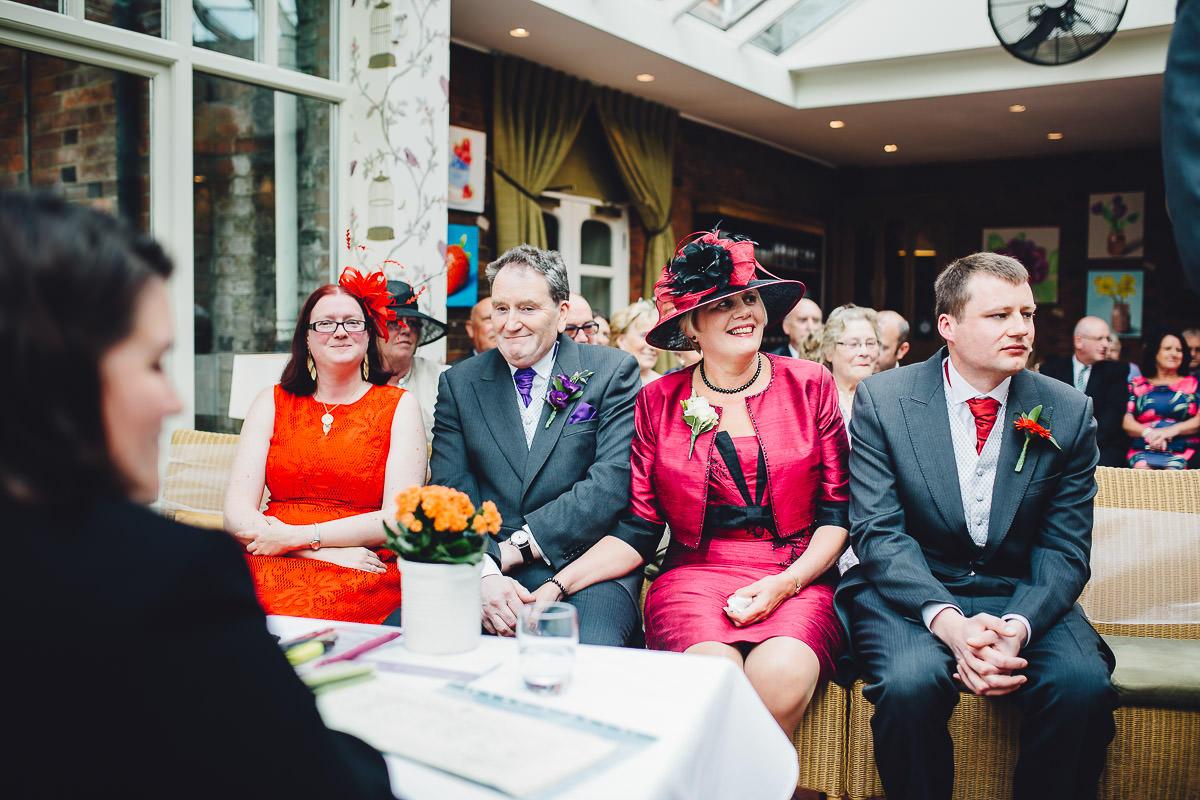 015 - Redcoats Farmhouse Hotel Wedding - Emma and Ross