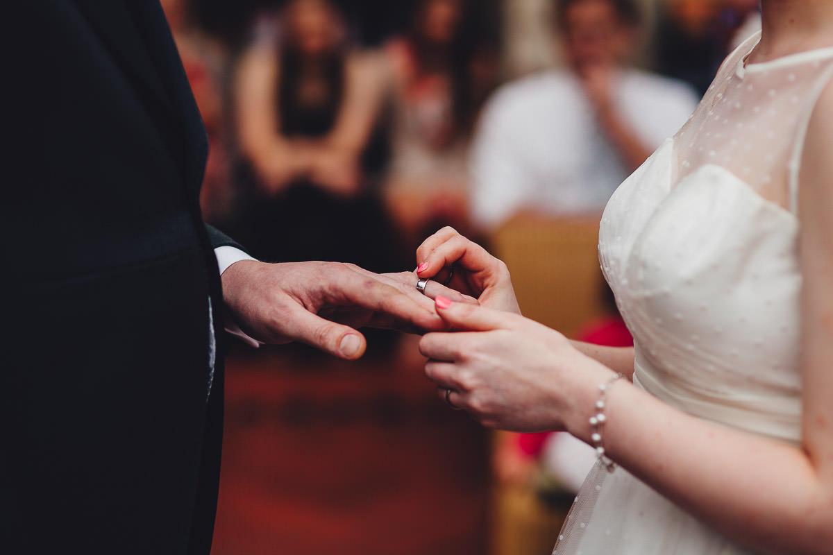 019 - Redcoats Farmhouse Hotel Wedding - Emma and Ross
