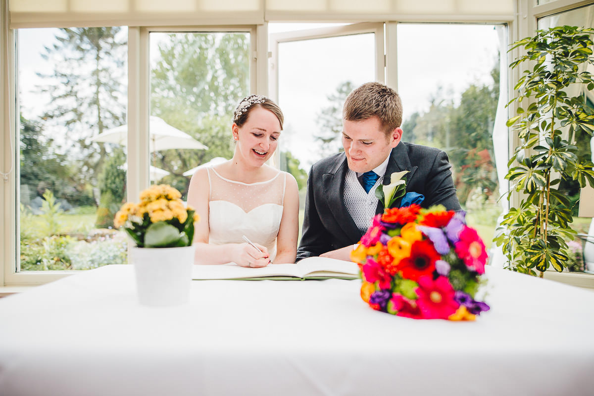 021 - Redcoats Farmhouse Hotel Wedding - Emma and Ross
