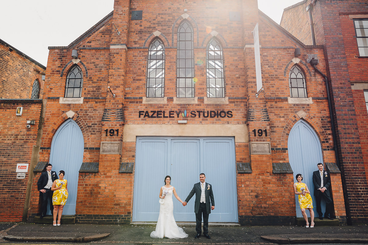037 - Fazeley Studios Wedding Photographer - Jodie and Bradley