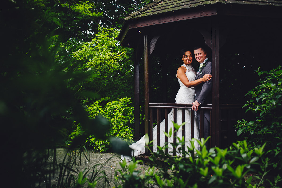 The Fairlawns Wedding Photographer - Debbie and Paul