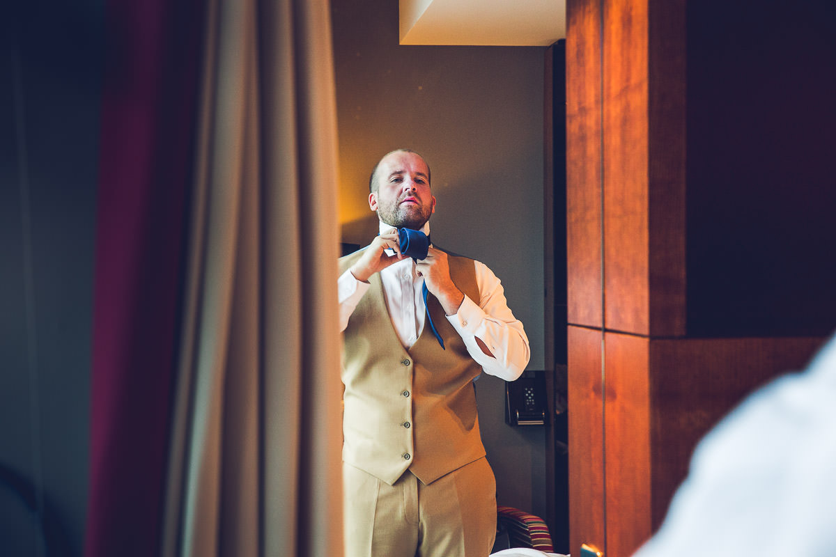 007 - Highbury Hall Wedding Photographer - Tiwo and Daniel