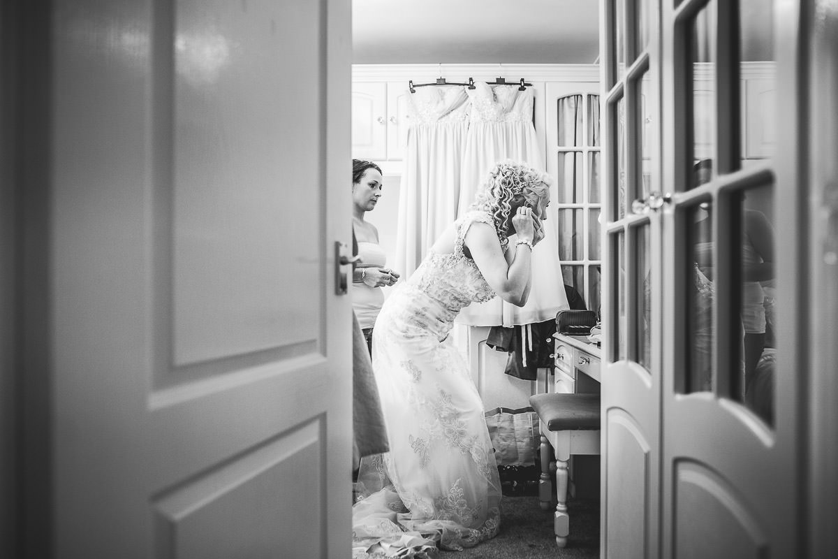 010 - Dumbleton Hall Wedding Photographer - Kate and Dave