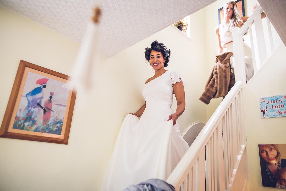 016 - Highbury Hall Wedding Photographer - Tiwo and Daniel