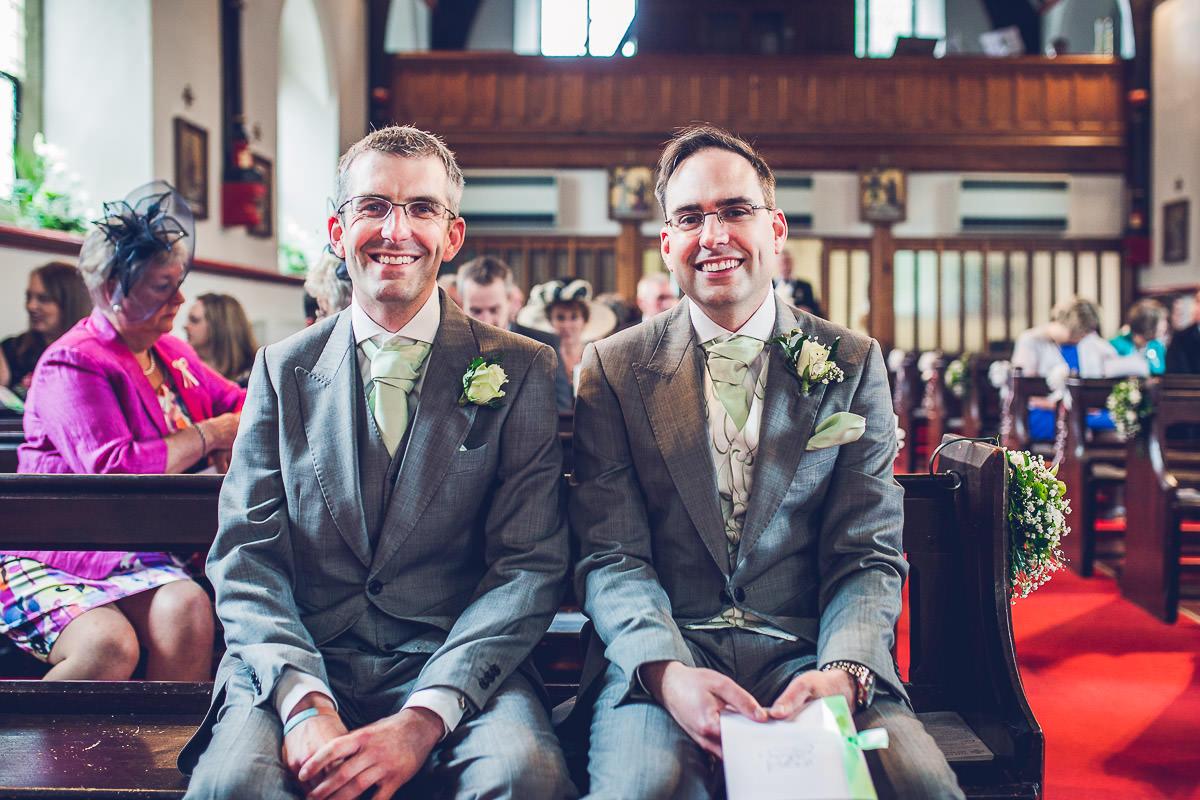 017 - Dumbleton Hall Wedding Photographer - Kate and Dave