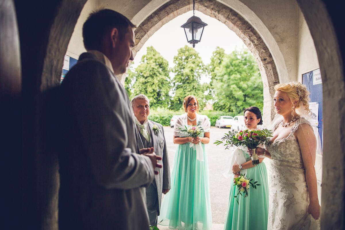 018 - Dumbleton Hall Wedding Photographer - Kate and Dave